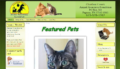 Cheatham County Paws