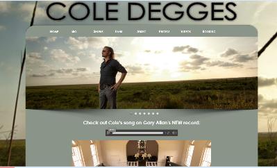 Cole Degges