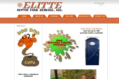Elitte Septic Tank