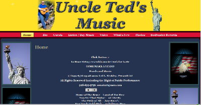 Uncle Ted's Music
