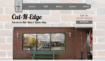 Cut-N-Edge Hair Salon