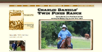Charlie Daniels Twin Pines Ranch