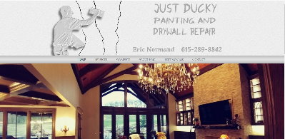 Just Ducky Painting and Drywall Repair
