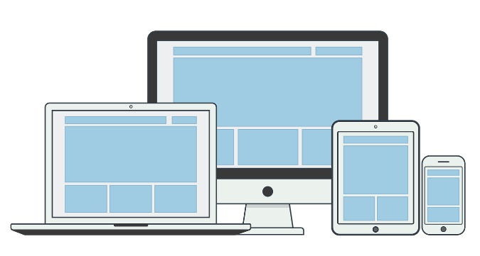 Responsive Websites from Just Ducky Designs