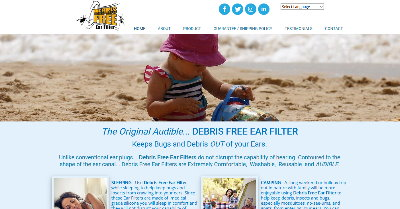 Debris Free Ear Filter