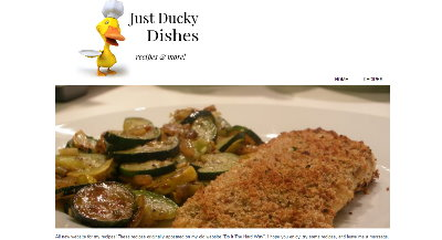 Just Ducky Dishes